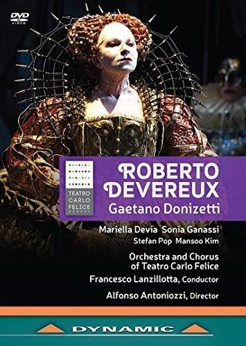 Gaetano Donizetti: Roberto Devereux [Video]