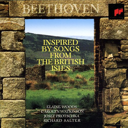 Beethoven: Inspired by Songs from the British Isles