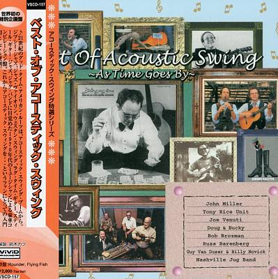 Best of Acoustic Swing/As Time Goes By