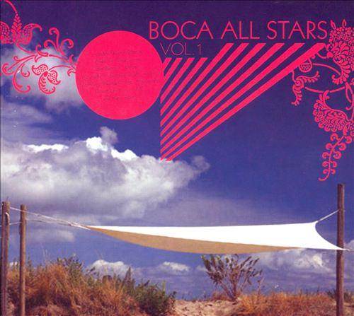 Boca All-Stars, Vol. 1