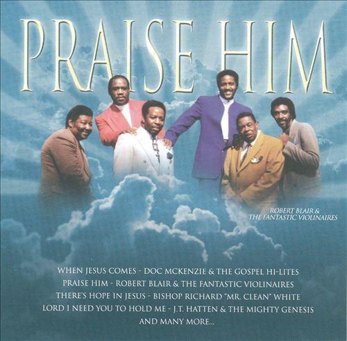 In the Spirit: Praise Him