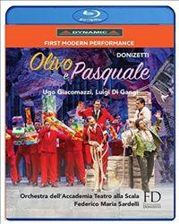 Donizetti: Olivo e Pasquale [Video]