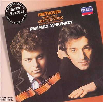 "Beethoven: Violin Sonatas ""Kreutzer"" & ""Spring"""