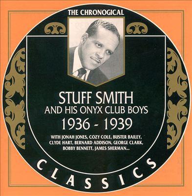 Stuff Smith (1936-1939)