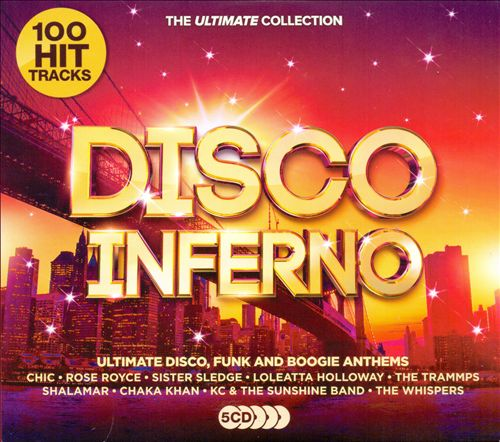 Disco Inferno: The Ultimate Collection