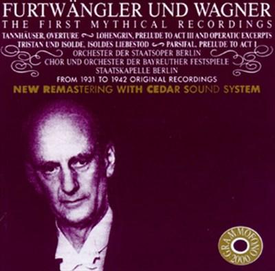 Wagner: Tannhäuser/Lohengrin/Tristan Und Isolde/Parsifal