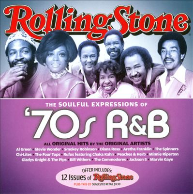Soulful Expression of 70's R&B