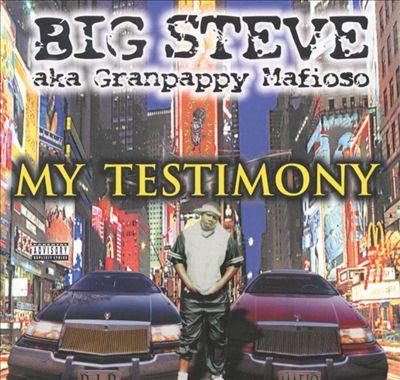 My Testimony
