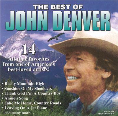 The Best of John Denver [Madacy]