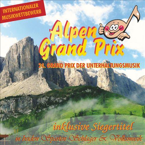 Alpen Grand Prix, Vol. 24: Grand Prix der Unterhaltungsmusik