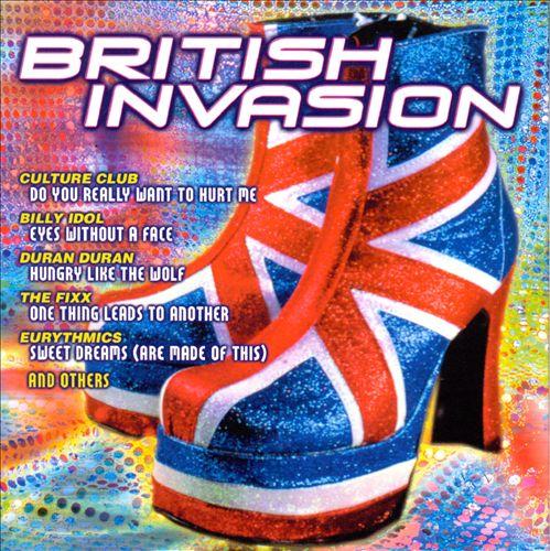 Forever Gold: British Invasion