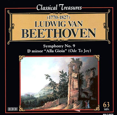 "Beethoven: Symphony No. 9 ""Alla Gioia"""