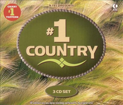 #1 Country [K-Tel]