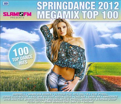 Springdance 2012 Megamix Top 100