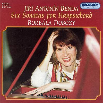 Benda: Six Sonatas for Harpsichord