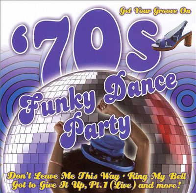 Get Your Groove on: Funky Dance Party