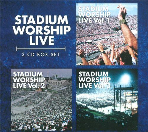 Stadium Worship Live, Vol. 1-3