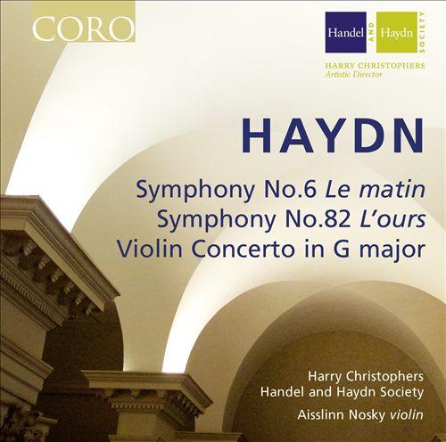 Haydn: Symphonies Nos. 6
