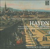 Haydn: The Complete String Quartets Played on Period Instruments