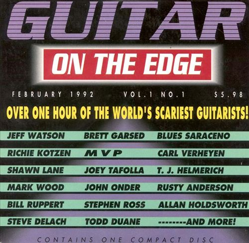 Guitar on the Edge, Vol. 1