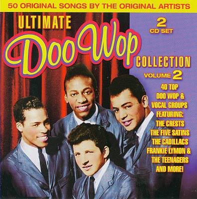 Ultimate Doo Wop Collection, Vol. 2 [Collectables]