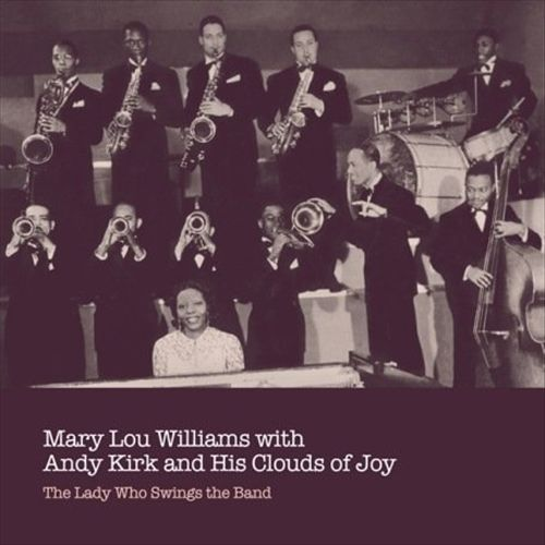 The Lady Who Swings the Band