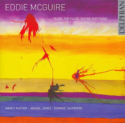 Eddie McGuire: Music for Flute, Guitar and Piano