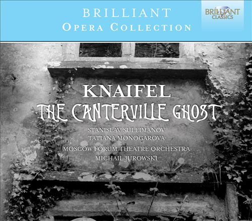 Alexander Knaifel: The Canterville Ghost