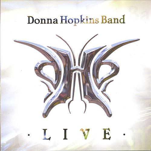 Donna Hopkins Band Live