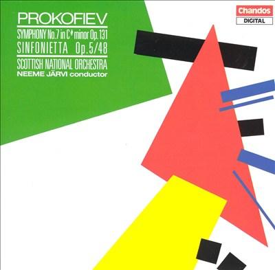 Prokofiev: Symphony No. 7, Op. 131; Sinfonietta, Op. 5/48