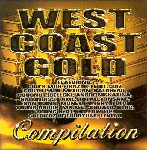 West Coast Gold Compilation