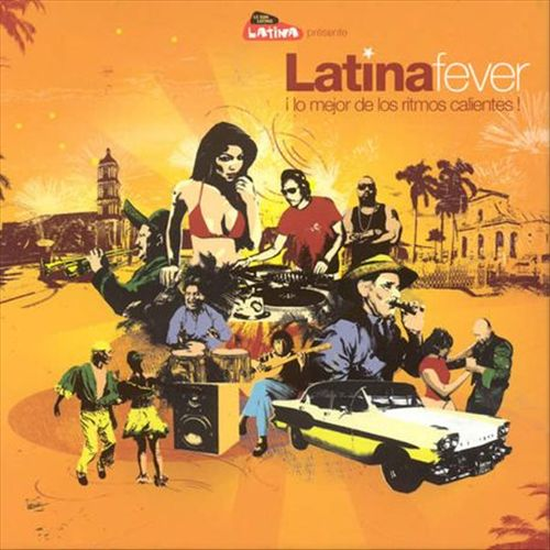 Latina Fever, Vol. 5: Los Ritmos Calientes