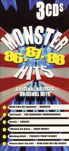 Monster Hits 86-88