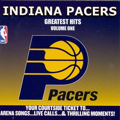 Indiana Pacers: Greatest Hits, Vol. 1