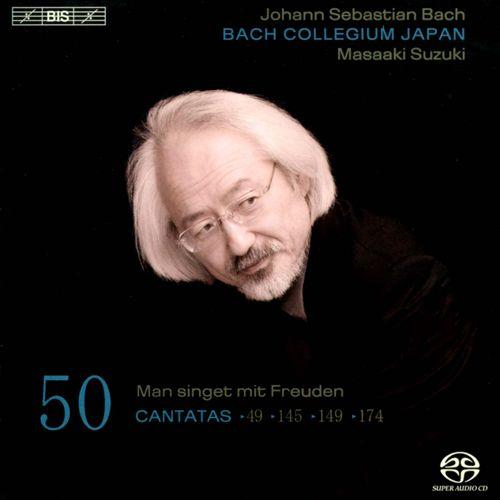 Bach: Cantatas, Vol. 50 - BWV 49, 145, 149, 174