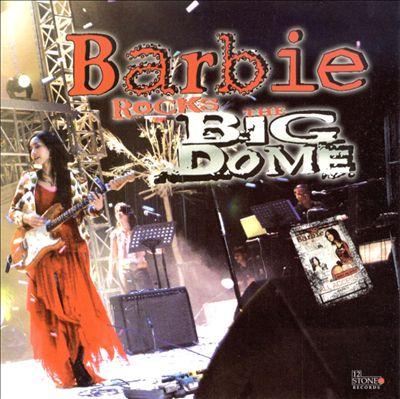 Barbie Rocks the Big Dome