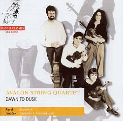 Avalon String Quartet: Dawn to Dusk