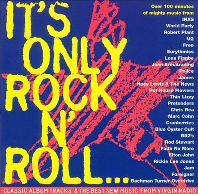 It's Only Rock N Roll [Sony International]