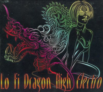 Lo Fi Dragon High Electro