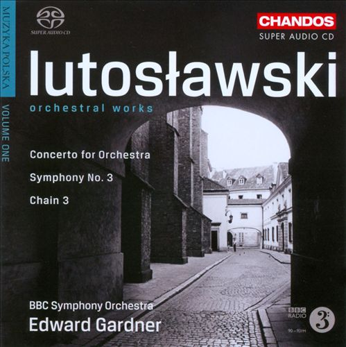 Witold Lutoslawski: Orchestral Works, Vol. 1