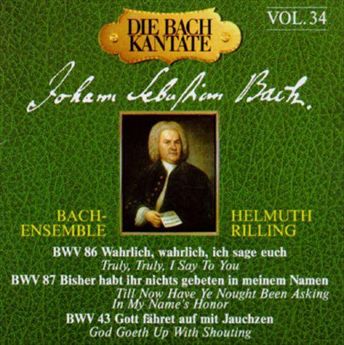 Die Bach Kantate, Vol. 34