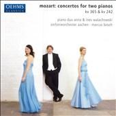 Mozart: Concertos for Two Pianos