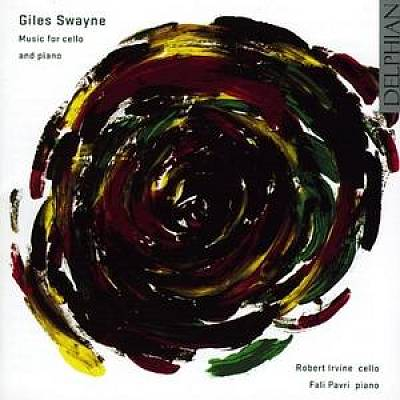 Giles Swayne: Music for cello & piano