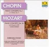 Chopin: Piano Concerto No.1; Mozart: Piano Concerto No.26