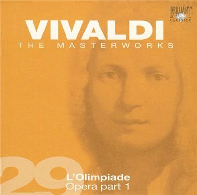 Vivaldi: L'Olimpiade Opera Part 1