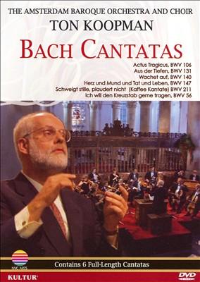 Bach Cantatas [DVD Video]