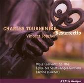 Charles Tournemire: Ressurrectio