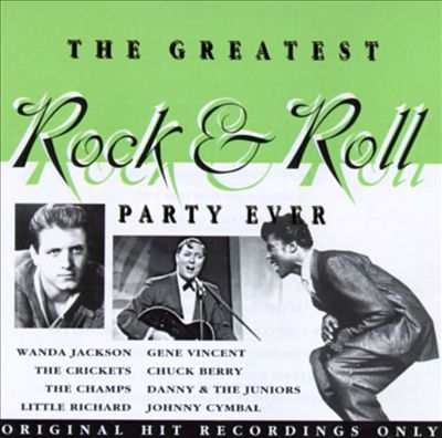 Greatest Rock & Roll Party, Vol. 3