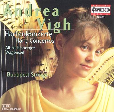 Albrechtsberger, Wagenseil: Harp Concertos