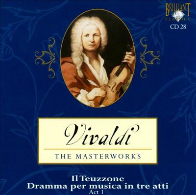 Vivaldi: Il Teuzzone, Act 1